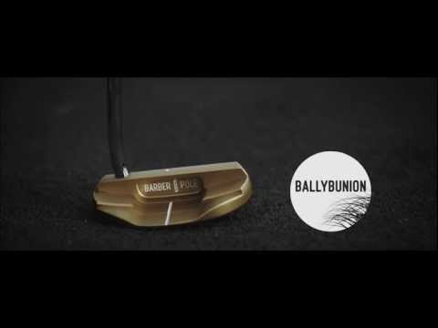 Barber Pole Golf   Irish Links Series  {Promotional Video}