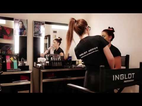 INGLOT Ireland  Colour play eyeliners  Ombre Lip  {Promotional Video}