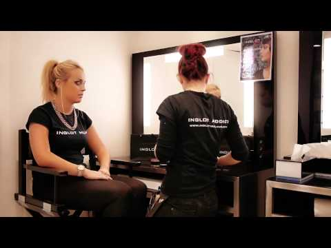 INGLOT Ireland  Make up Tutorial  Nightlife Collection Eyes and Nails  {Promotional Video}