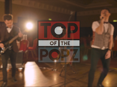 Music Video<br />Top Of The Popz<br />Wedding Band Showcase