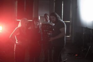 Cat Lundy Triggerman Music Video Behind The Scenes #3