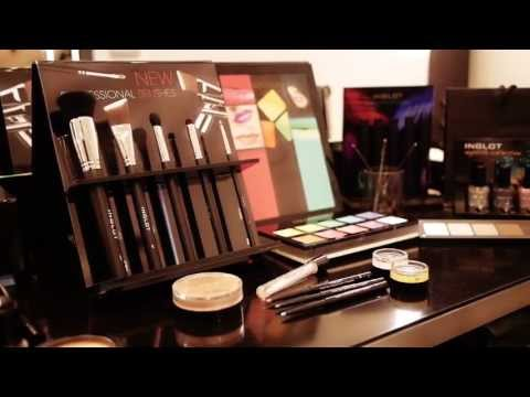 INGLOT Ireland  Make up Tutorial  Festival Look  {Promotional Video}