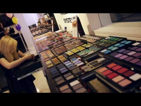 INGLOT Ireland  Pro Store  South Anne St  {Promotional Video}