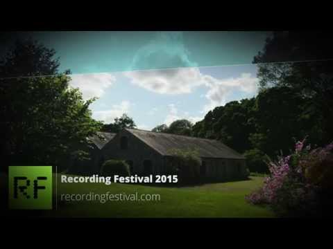 Promotional Video  Recording Festival 2015  Grouse Lodge Studios