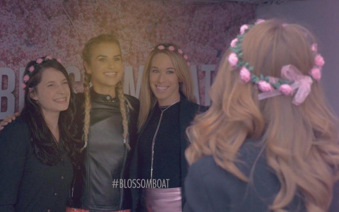 Blossom Hill  Social Media Video  Blossom Boat